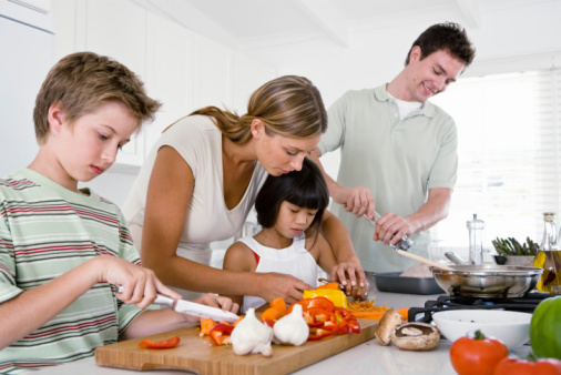 Multitasking tips for parents informed educational solutions for Chef comes to your house