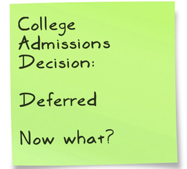 how to ask for deferral